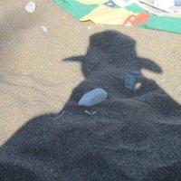 Тень на песке :: Маера Урусова
