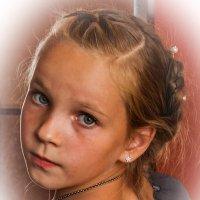 моя любимая внучка. :: александр мак mak
