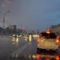 дождливый вечер июльской сказки... :: Сергей Корзенников