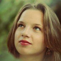 Девушка. :: Лилия Лисенюк