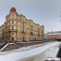 Канал Грибоедова. :: Anton Lavrentiev