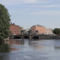 Калинкин мост :: Anton Lavrentiev