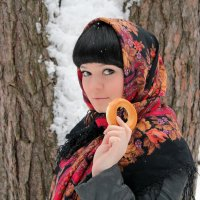зима :: Александра