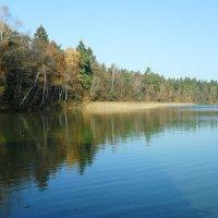 Озеро Свитязь :: Анастасия Чубрик
