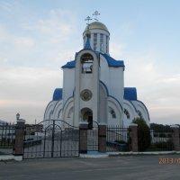 Храм иконы Божией Матери «Избавительница» :: Андрей Ковунов