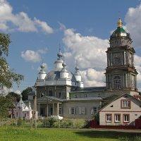 Никольско-Рождественская церковь. Новозыбков. Брянская область :: MILAV V