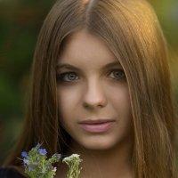 Лесная нимфа :: Евгения Рузанова