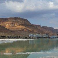 Мертвое море :: Клара Леоненко