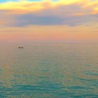Трое в лодке :: Сергей Форос