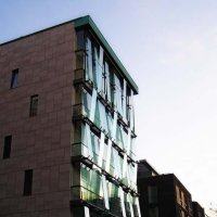 Стеклянный фасад :: Анна Воробьева