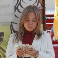 Деньги, деньги, деньги... :: Дмитрий Сиялов
