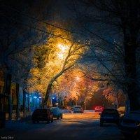 Зимний вечер :: Анатолий Шулков