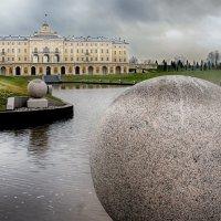 Константиновский дворец :: ВЛАДИМИР