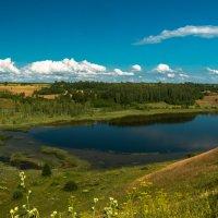 Небесной красоты озёра :: Rost Pri (PROBOFF-RO) Прилуцкий Ростислав