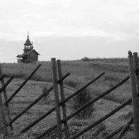 Часовня Спаса Нерукотворного на Нарьиной горе :: Avada Kedavra!