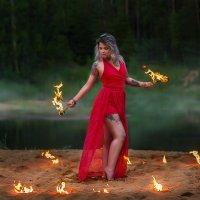 Огонь :: Виктор Седов