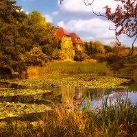 Дом у озера :: Татьяна Каримова
