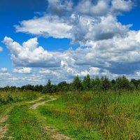 Небо и земля (8) :: Милешкин Владимир Алексеевич