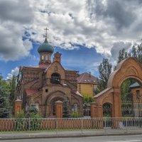 Собор Покрова Пресвятой Богородицы (старообрядческий) :: Сергей Цветков