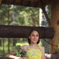 Лето на Алтае :: Светлана Чаплышкина