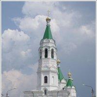 Егорьевск. Собор Александра Невского. :: Николай Панов
