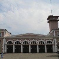 Великие Луки. Здание пожарной части... :: Владимир Павлов