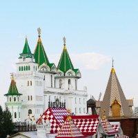 Измайловский  кремль :: Наталья Чернушкина