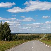 эх, дороги :: Александр Солуянов