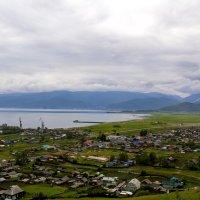 Тулук и Байкал :: Марина Кириллова