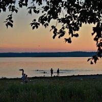 Июльский закат :: Марина Шанаурова (Дедова)