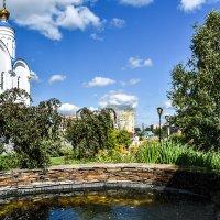 Городской пейзаж, Чебаркуль :: Марина Шанаурова (Дедова)