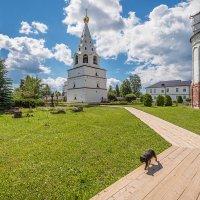 Можайский Лужецкий Ферапонтов монастырь. :: Борис Гольдберг