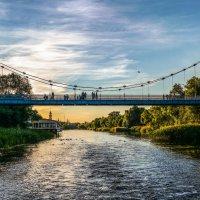 Мост.................. :: Александр Селезнев