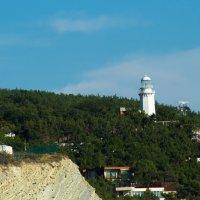 Одинокий маяк :: Юлия Сопова