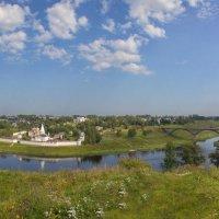 Старицкий Успенский монастырь :: Александр Лукин
