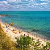 Дикий пляж :: Сергей Форос
