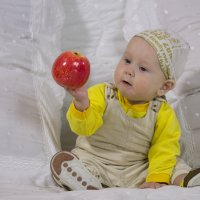 Юный жонглер :: Наталья