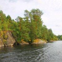 Водные глади Савонлинны... :: Tatiana Markova