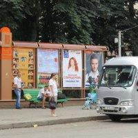 Великие Луки. Городской пейзаж... :: Владимир Павлов