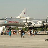 """Ту-95 """"Севастополь"""" :: Владимир Нефедов"""