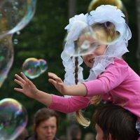 Воздушные шары :: Владимир Рязанов