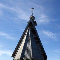 Деревянная Воскресенская церковь (Плес) :: Irina Shtukmaster