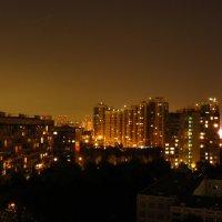 Московских окон негасимый свет... :: Сергей
