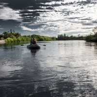 сплав по реке Яя :: Cергей Александров