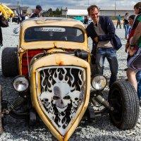 Адский автомобиль :: Дмитрий Сиялов