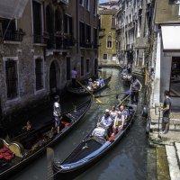 Венеция, гондолы.... :: Tatiana Poliakova