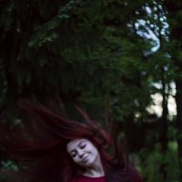 Полёт эмоций :: Кристина Куликова