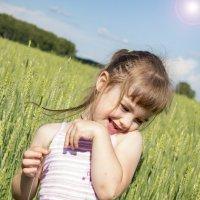 Солнечное лето :: Екатерина Бильдер