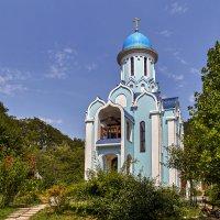 Троице-Георгиевский женский монастырь. :: олег