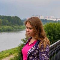 На набережной, г. Кемерово :: Владимир Деньгуб